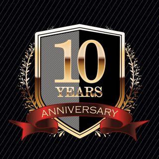 Episode 38 - 10th year Anniversary