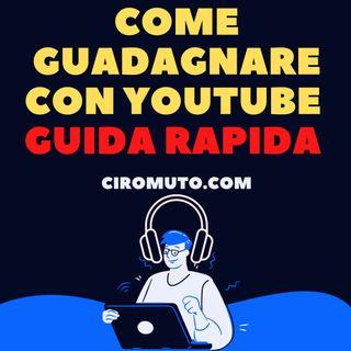 Podcast YouTube - Come guadagnare con YouTube