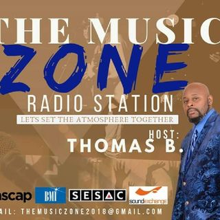 The MusicZone hosted by Thomas B. 8-30-19