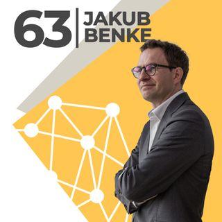 Jakub Benke-staram się zamieniać strach na ciekawość
