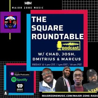 The Square Round Table- Guest Erica Schroeder