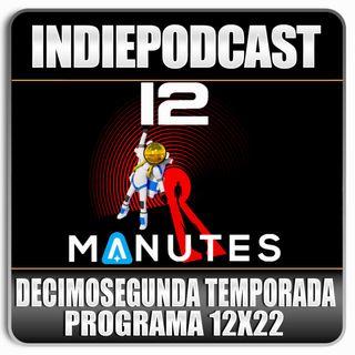 Indiepodcast 12x22 'Twelve Minutes, Astroneer y PS Showcase'