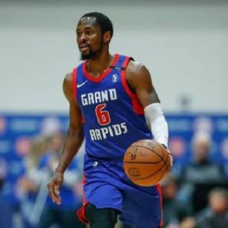 Kalin Lucas - Grand Rapids Drive Guard
