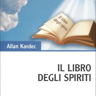 LIBRO DEGLI SPIRITI. Pag. 84, n° 100. SCALA SPIRITISTA
