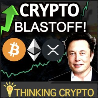 Crypto Prices Blastoff as Infrastructure Bill Battle Heats Up & Elon Musk Weighs In