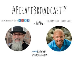 Catch Eric Miller on the #PirateBroadcast™