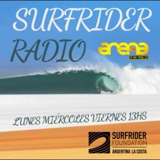 Surfrider Radio Programa viernes 26 de Junio 2021
