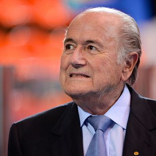 Joseph Blatter ex de la FIFA es librado de uno de los cargos en su contra
