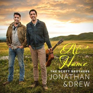 Drew and Jonathan Scott from The Property Brothers