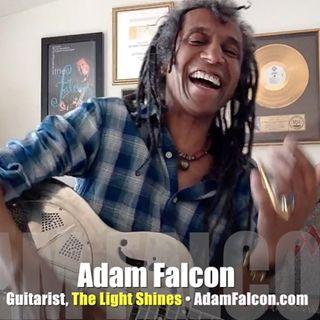 The (Adam) Falcon soars again! MUSIC