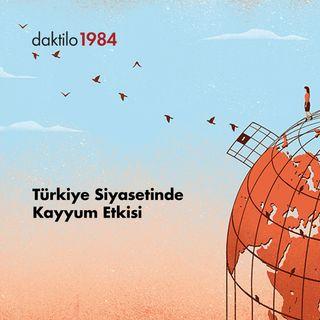 Türkiye Siyasetinde Kayyum Etkisi | Konuk: Halim Çiftçi | Açık Toplum #23