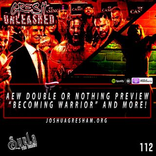 """WWE and NJPW Partnership? AEW Double or Nothing 2021 Preview, """"Becoming Warrior"""" Dark Side of The Ring and more! 