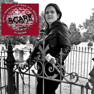 Paranormal Author/Investigator Kim Johnston