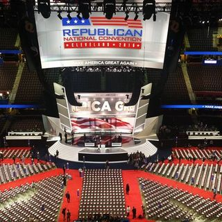 7/18/16 LIVE From The RNC 2016 In CLE Day 1