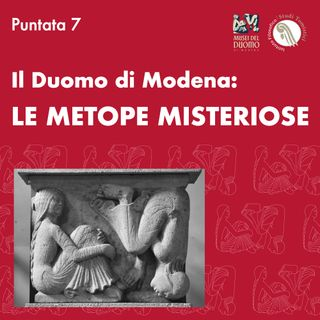 Podcast 7 - Le Metope misteriose