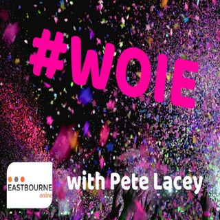 What's on in Eastbourne #WOIE Pete Lacey and Chris Dabbs 23rd May 2018