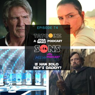 Is Han Solo Rey's Father? (And Other Rey Theories)