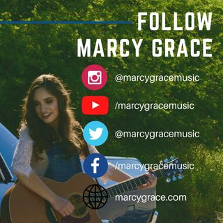 "Marcy Grace ""Like I Do"" Single Release"