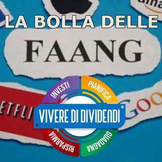 LA BOLLA DELLE FAANG