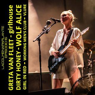 15. Wolf Alice, Greta van Fleet y sus haters, Dirty Honey, VLURE y más