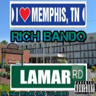 RICH BANDO LIVE IN DA MIX @5