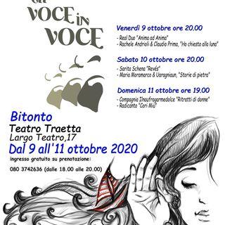 """Intervista a Giuseppe De Trizio per il festival """"Di Voce in Voce 2020"""""""