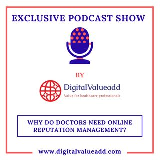 Online Reputation Management for Doctors in Bangalore by Best Digital Marketing agency- Digital Valueadd