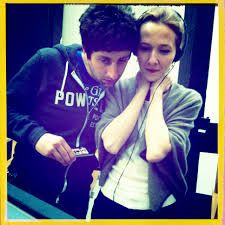 Simon Helberg Jocelyn Towne I Am I