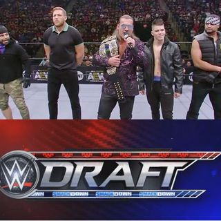 The Inner Circle and WWE Draft 2019
