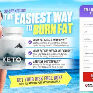 Buy Peak Summit Keto!