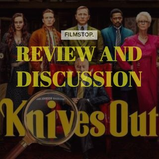 EP23 - Knives Out Review and Discussion