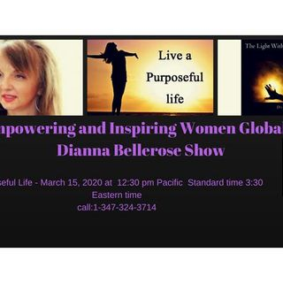 Empowering and Inspiring Women Globally-Purposeful Life