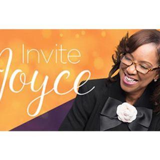 Evangelist Joyce Rogers of the COGIC