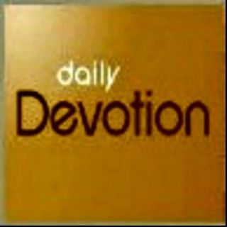 Daily Devotional December 19 2016 Evening