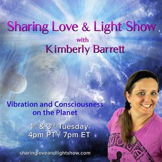 Blue Star Celestial Energy: Pleiadian Gift to Humanity with Special Guest Kimberly Barrett