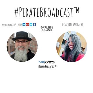 Catch Darleen DuRante on the #PirateBroadcast™