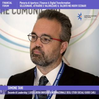Financial Forum 2021 | Plenaria di Apertura | Il ruolo dei CFO nella trasformazione digitale