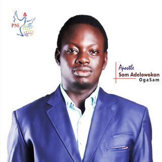 Episode 60- FILLED WITH THE SPIRIT 1  by Samuel Adelowokan OgaSam