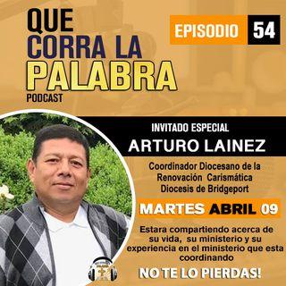 QCLP Entrevista a Arturo Lainez