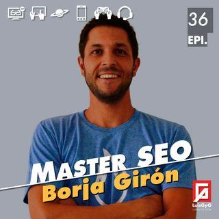Master SEO con Borja Girón.