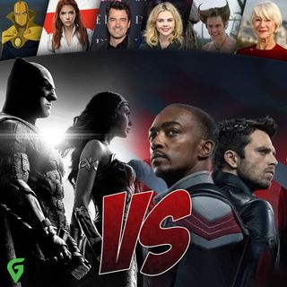 Justice League Vs Falcon/Winter Soldier Stats/Will Black Widow Succeed On Disney+? GV 381