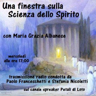 Una finestra sulla Scienza dello Spirito