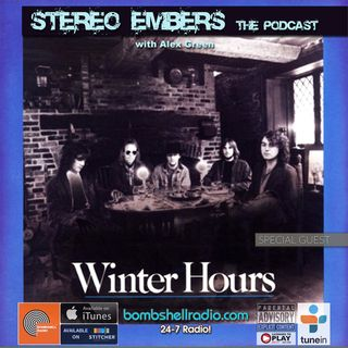 Stereo Embers The Podcast : Bob Perry (Winter Hours)
