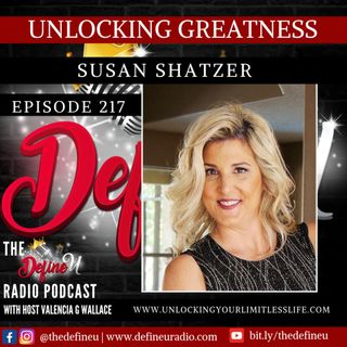 DUR 217 | Unlocking Greatness with Susan Shatzer