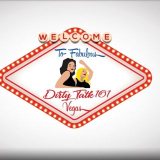 DIRTY TALK 101 VEGAS Goes Live w/Artist Vic Smith
