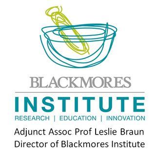 Assoc Prof Leslie Braun Blackmores Institute