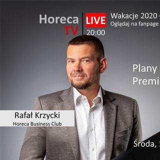 Goście Horeca Radio, odc. 55 - Wyniki ankiety dotyczącej planów wakacyjnych 2020 Polaków