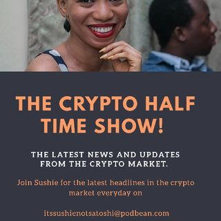 The Crypto Half time Show.
