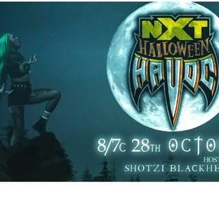 ENTHUSIASTIC REVIEWS #53: WWE NXT Halloween Havoc 2020 Watch-Along