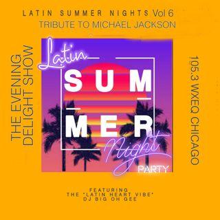 105.3 WXEQ Latin Summer Nights Tribute to Michael Jackson